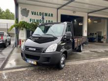 Лекотоварен автомобил платформа шпригли Iveco Daily 35C18