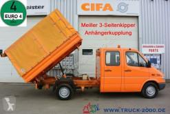 Furgoneta Mercedes Sprinter 308 CDI Meiller 6 Sitze Klima 1.Hand furgoneta volquete volquete trilateral usada