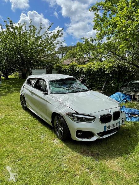 Zobaczyć zdjęcia Pojazd dostawczy BMW SERIE 1 116D