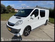 Opel Vivaro 2.0 CDTI L2 H1 115pk E5 203.364km NAP airco automaat dubbele cabine fourgon utilitaire occasion