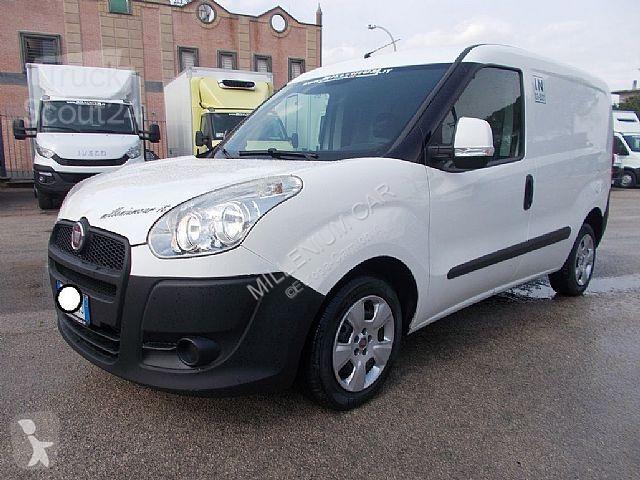 Zobaczyć zdjęcia Pojazd dostawczy Fiat Doblo 2015 ISOTERMICO ATP EURO 5