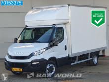 Utilitaire caisse grand volume Iveco Daily 35C16 160pk Bakwagen Laadklep Zijdeur Meubelbak Cruise Airco A/C Cruise control