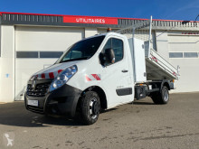 Utilitaire benne Renault Master III CCB R3500 L3 2.3 DCI 165CH ENERGY GRAND CONFORT EUROVI BENNE COFFRE