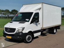 Furgoneta furgoneta caja gran volumen Mercedes Sprinter 516 cdi gesloten laadbak
