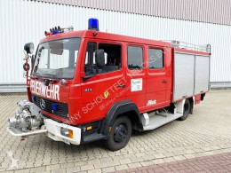 Camion Mercedes 814 4x2 LF8 Löschfahrzeug 4x2 LF8 Löschfahrzeug pompiers occasion