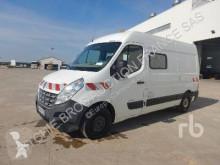 Pojazd dostawczy Renault Master używany