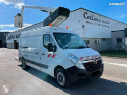 Renault Master 125 DCI used telescopic platform commercial vehicle
