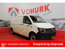 Volkswagen Transporter 2.0 TDI L2H1 Stoelverw/270 Gr.Deuren/PDC/Airco tweedehands bestelwagen