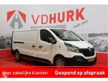 Renault Trafic 1.6 dCi 120 pk L2H1 Navi/PDC/Cruise/Airco fourgon utilitaire occasion