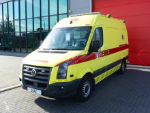Ambulance Volkswagen LT Ambulance (Belgian Registration)