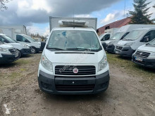 Fiat Scudo 2.0 JTD used positive trailer body refrigerated van