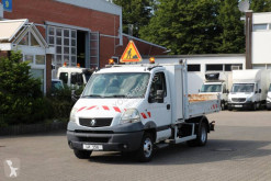 Renault Mascott Renault Mascott 150 DXI - Kipper mit Kran utilitaire benne occasion