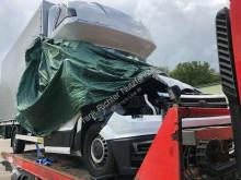 Furgoneta Volkswagen Crafter, 35,Pritsche Plane, LED, Schlafkabine furgoneta con lona usada