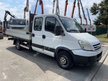 Utilitaire plateau Iveco Daily 35S12 DOKA PICK-UP - MANUAL GEARBOX - 2.3 16V - 7 SEATS