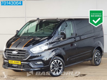 Ford Transit Sport 185PK Dubbel Cabine Navi LED Camera 3m3 A/C Double cabin Cruise control nieuw bestelwagen