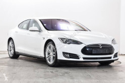 Tesla S 90D 4WD electric car with autopilot voiture occasion