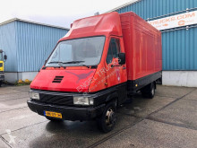 Utilitaire caisse grand volume Renault B110 CLOSED BOX WITH LIFT