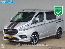 Furgoneta furgoneta furgón Ford Transit Sport 185PK Automaat Dubbel Cabine Navi LED Camera 3m3 A/C Double cabin Cruise control