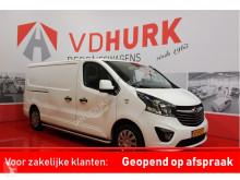 Furgoneta Opel Vivaro 1.6 CDTI 120 pk L2H1 Sport/Navi/Camera/Cruise/PDC/A furgoneta furgón usada