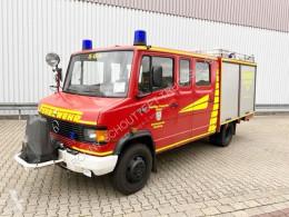 Ciężarówka Mercedes 711 D 4x2 Doka 711 D 4x2 Doka, LF 8 wóz strażacki używana