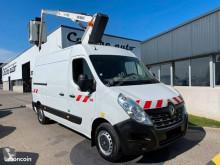 Renault Master 130 DCI nyttfordon korg teleskopisk begagnad