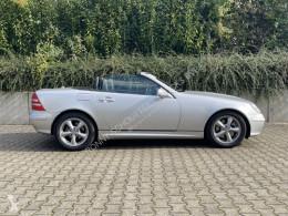 Furgoneta Mercedes SLK 320 Roadster 320, mehrfach VORHANDEN! coche coupé descapotable usada