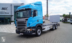 Utilitaire châssis cabine Scania G