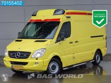 Ambulance Mercedes Sprinter 319 CDI 190PK V6 Dutch Ambulance Ruttungswagen A/C Cruise control