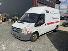 Fourgon utilitaire Ford Transit 2.2 /Motorschaden