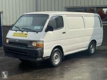 Furgoneta Toyota Hiace H21 Long Chassis 2.4 PETROL engine furgoneta furgón usada