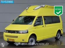 Ambulance Volkswagen Transporter 2.0 TDI Automaat Ambulance Brancard Rettungswagen A/C Cruise control