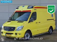 Ambulance Mercedes Sprinter 319 CDI V6 Automaat Dutch Ambulance Ziekenwagen Rettungswagen A/C Cruise control