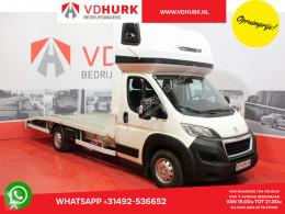 Peugeot Boxer 2.0 HDI 164 pk Oprijwagen/Auto Ambulance/Slaapcabine/Topsleep tweedehands voertuigentransport