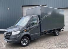 Úžitkové vozidlo veľkoobjemová skriňová dodávka Mercedes Sprinter 316 CDI Bakwagen met Laadklep MBUX Airco