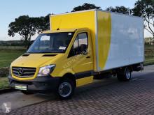 Furgoneta Mercedes Sprinter 513 bakwagen + laadklep furgoneta caja gran volumen usada