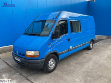 Renault T35 2.8 DTI Master double cabin fourgon utilitaire occasion
