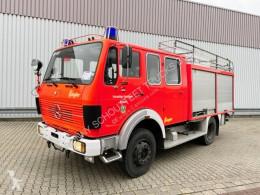 Camion Mercedes NG 1019 AF 4x4 Doka NG 1019 AF 4x4 Doka, LF 16, Feuerwehr pompiers occasion