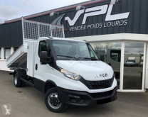 Utilitaire châssis cabine Iveco Daily CCB 35C16 EMPATTEMENT 3750 TOR BENNE COFFRE
