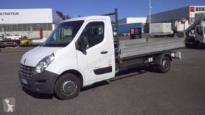Furgoneta Renault Master Traction 150.35 furgoneta caja abierta teleros usada