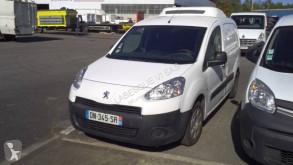 Furgoneta furgoneta frigorífica caja positiva Peugeot Partner HDI 90 CV