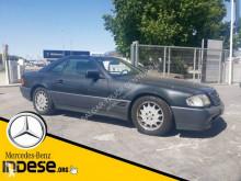 Mercedes SL 500 voiture occasion