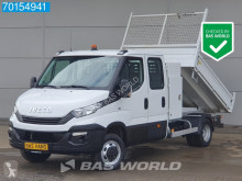 Utilitaire benne Iveco Daily 35C14 140pk Kipper Dubbele cabine Airco Tipper Benne Toolbox A/C Double cabin Towbar Cruise control