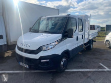 Utilitaire benne standard Iveco Daily 35C14 D Benne Coffre