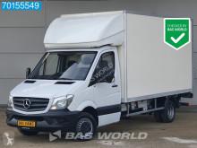Mercedes large volume box van Sprinter 514 CDI 140pk Bakwagen Laadklep Airco Cruise Meubelbak Koffer A/C Cruise control