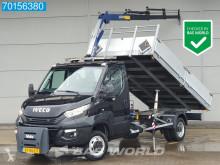 Dostawcza wywrotka Iveco Daily 50C18 3.0 Kipper 2.5T/M Kraan Kraanwagen Tipper Benne A/C Towbar Cruise control