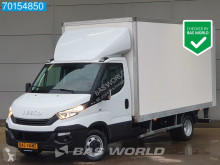 Iveco large volume box van Daily 35C16 160pk Bakwagen Laadklep Airco Cruise Meubelbak Koffer A/C Cruise control