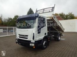 Camión Iveco Eurocargo ML80E22K Dreiseitenkipper 4x2 volquete volquete trilateral usado