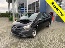 Fourgon utilitaire Mercedes Vito 119 CDI Dubbel cabine Trekhaak + Navigatie
