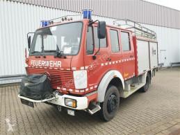 Camion Mercedes 1222 AF 4x4 1222 AF 4x4, LF 16 TS, Feuerwehr pompiers occasion