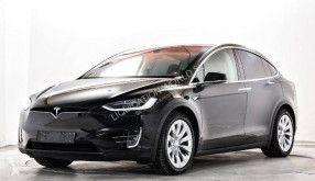 Voiture Tesla X 90D 332hp luxury electric car second hand